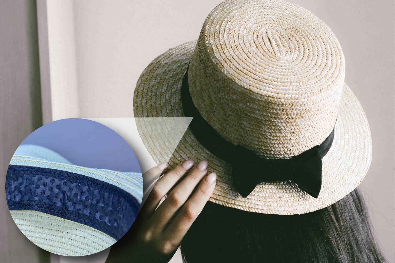 Inner Edge of Hats