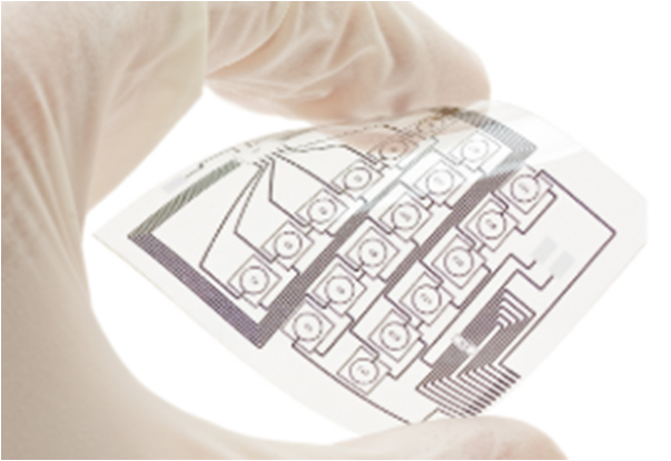 Flexible Hybrid Electronics